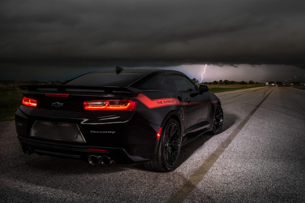 Hennessey Exorcist - Vade Retro Dodge Demon ! 1