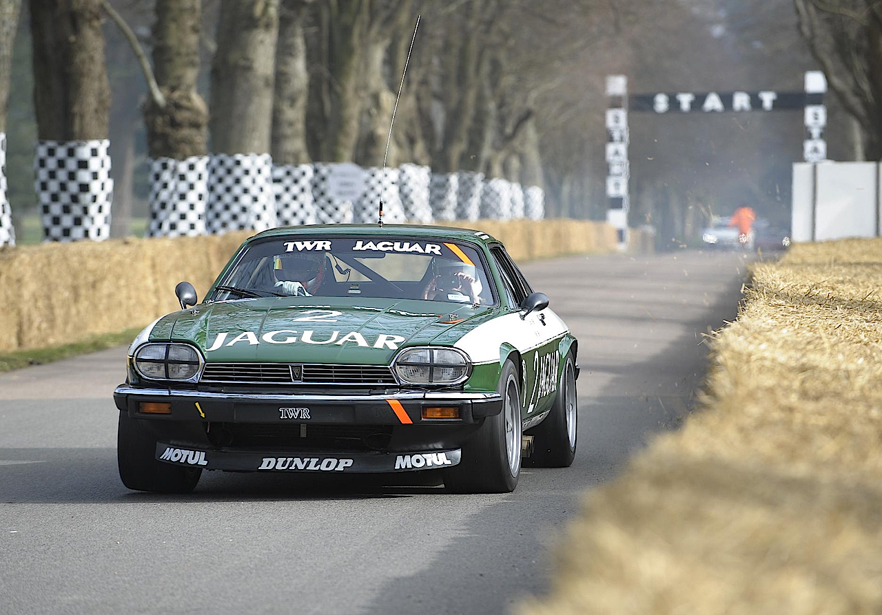 Jaguar XJS V12 TWR... Décrassage de printemps ! 11