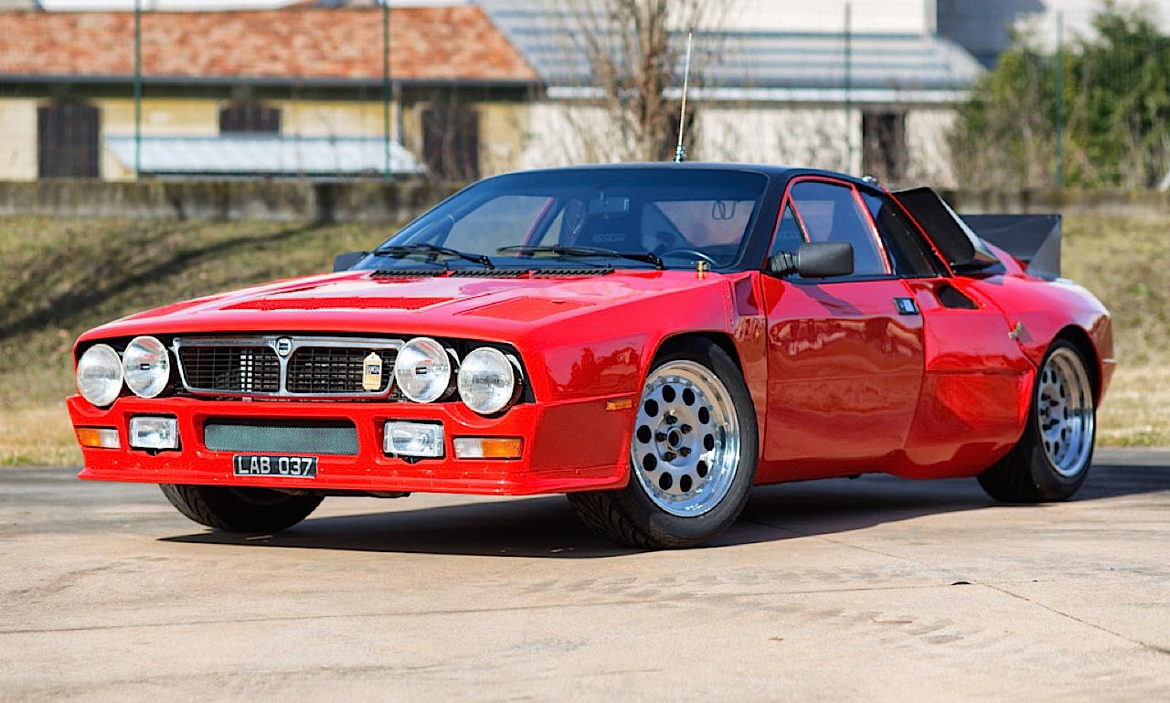 Lancia 037 - Markku Alen déchainé en test au 1000 Lacs... 6