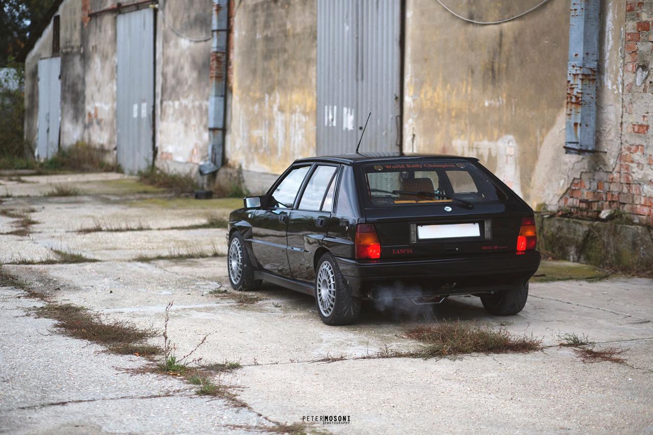 Lancia Delta HF Integrale 16v - La fin d'une ère... 52