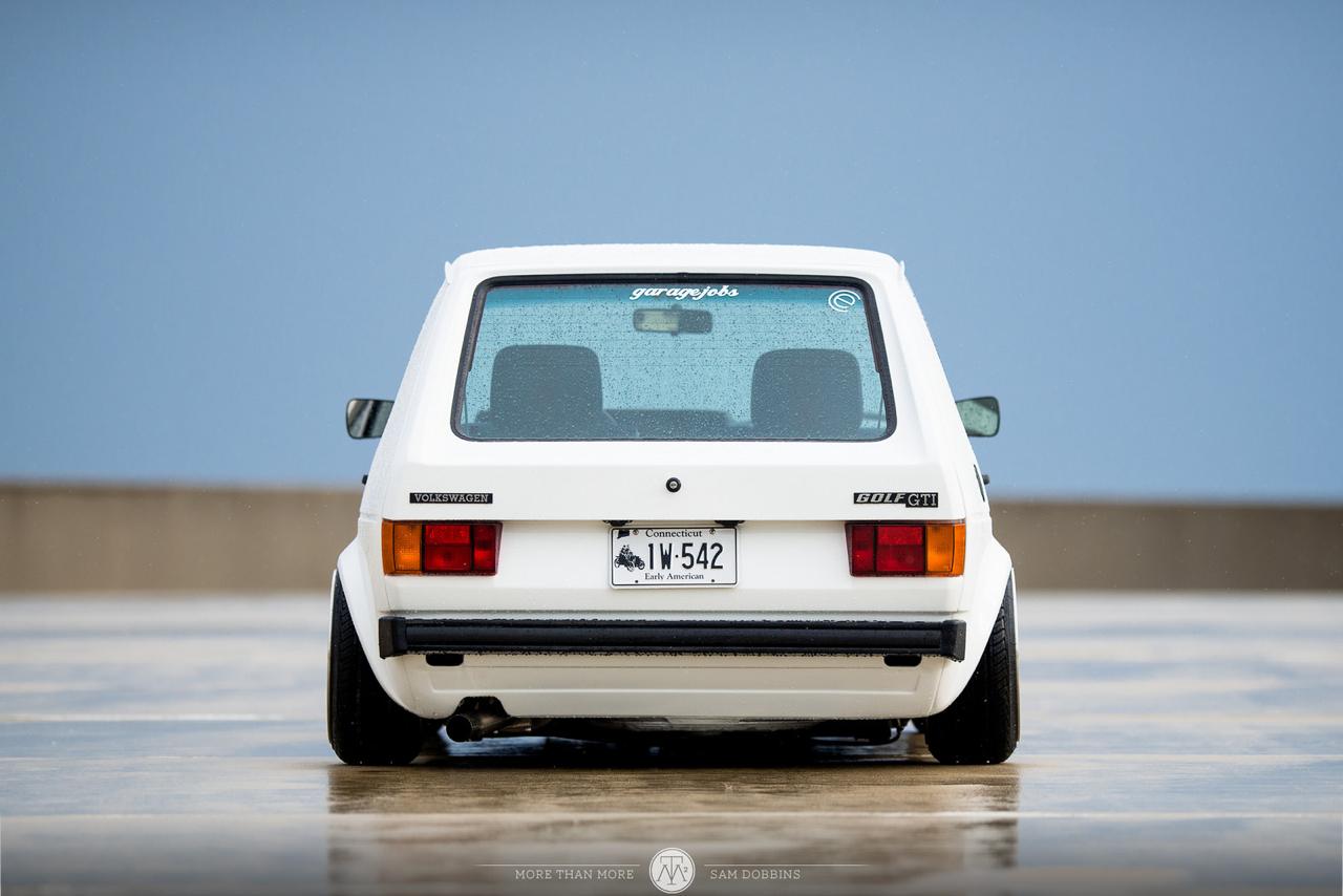 Juste une Golf 1... avec un VR6 ! 27