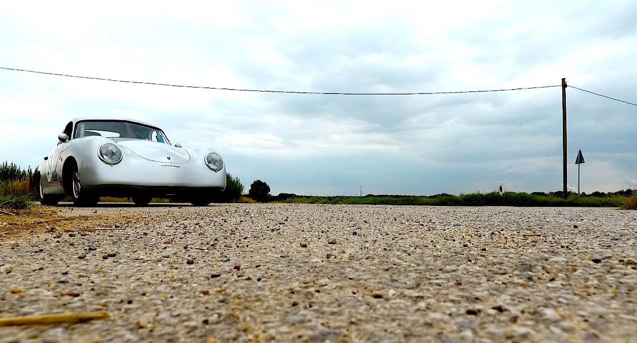 '54 Porsche 356 pre A 1500 GS Carrera compétition... Pure ! 4