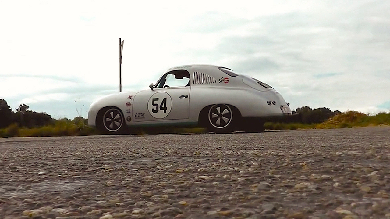 '54 Porsche 356 pre A 1500 GS Carrera compétition... Pure ! 3