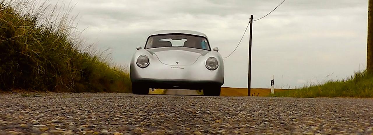 '54 Porsche 356 pre A 1500 GS Carrera compétition... Pure ! 1