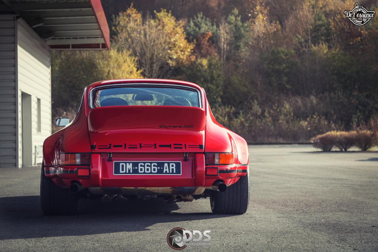 MCG Propulsion : Trio de 911 - Du restomod made in France 75