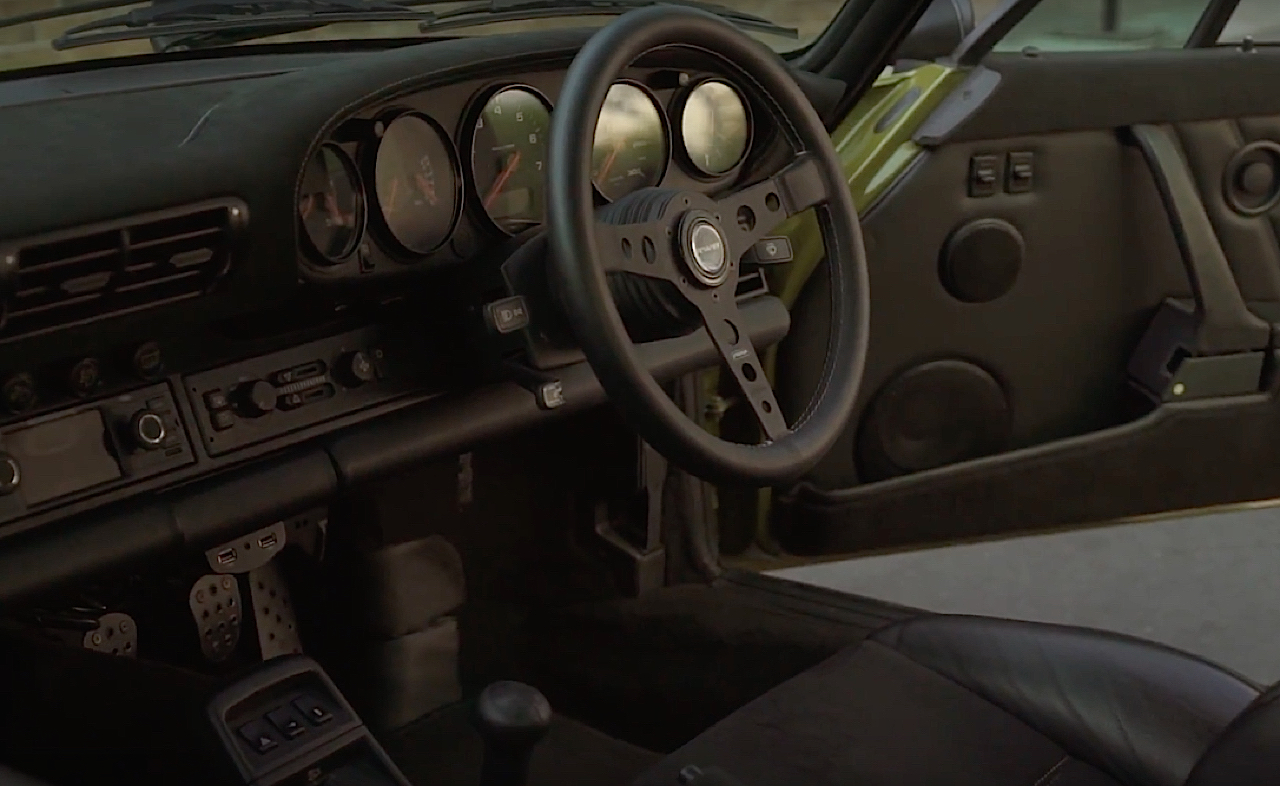 Porsche 964 RWB Thailand... La grenouille ! 13