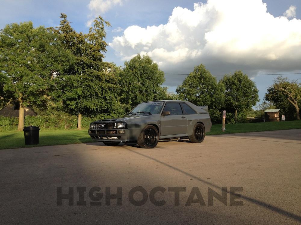 Audi Quattro SWB 1000+ - Violent ! 12