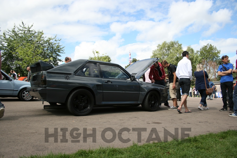 Audi Quattro SWB 1000+ - Violent ! 13