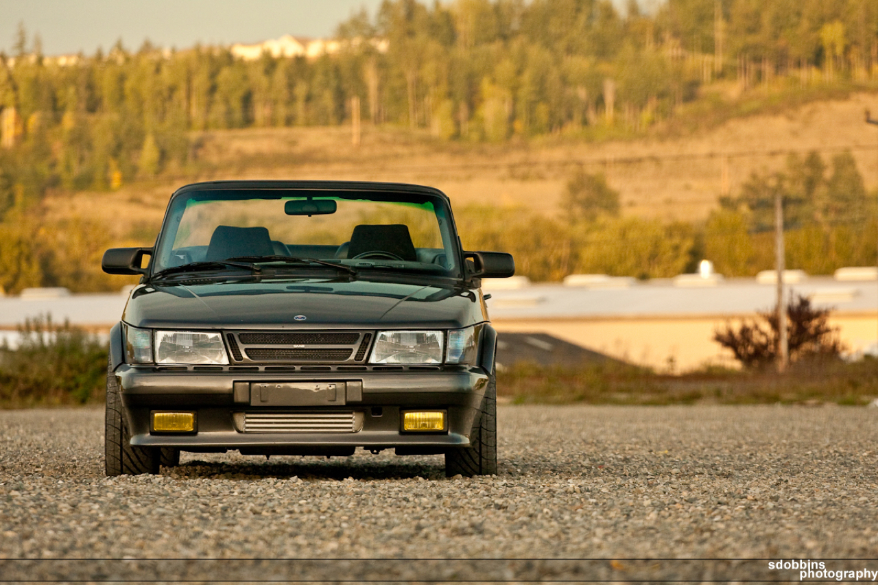 "Saab 900 Turbo Cab - ""Born from jets"" ! 45"