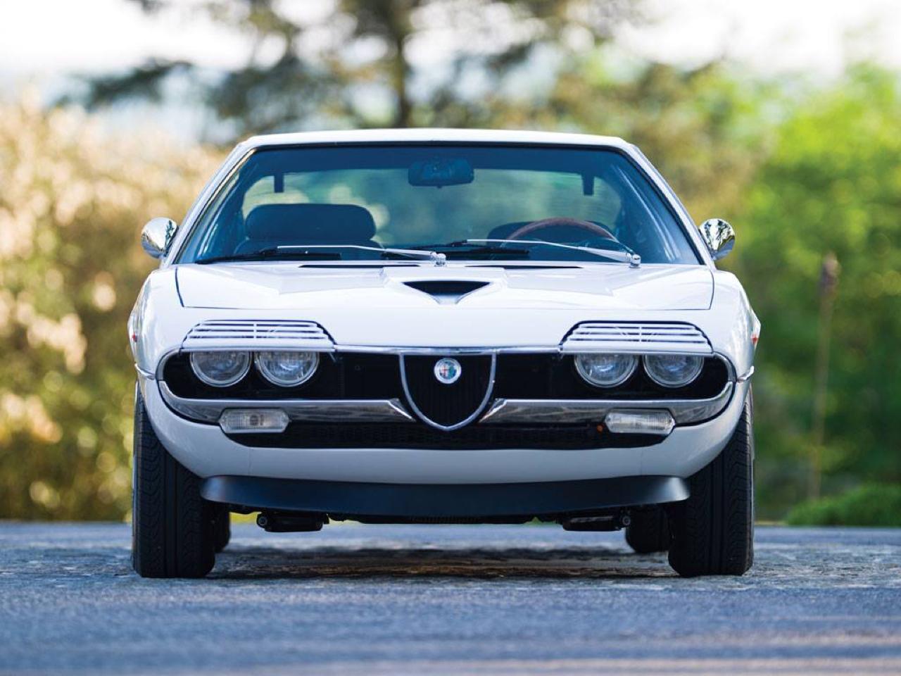 Alfa Romeo Montreal - La course à l'image ! 36