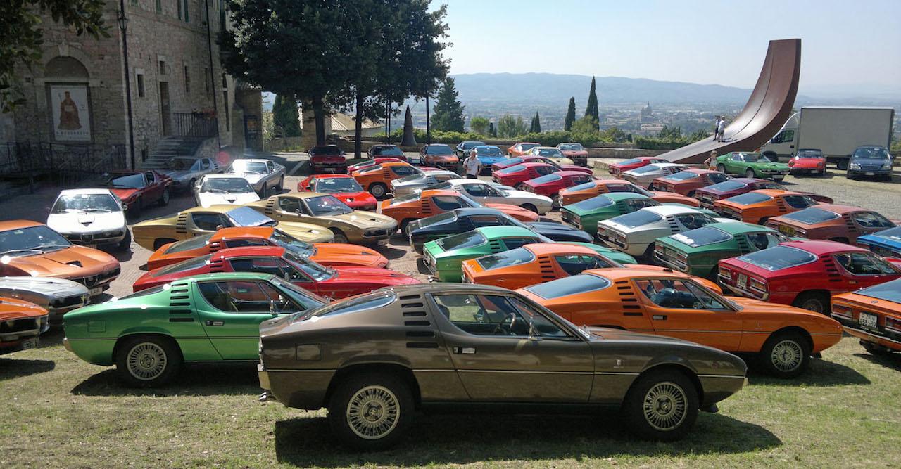 Alfa Romeo Montreal - La course à l'image ! 32