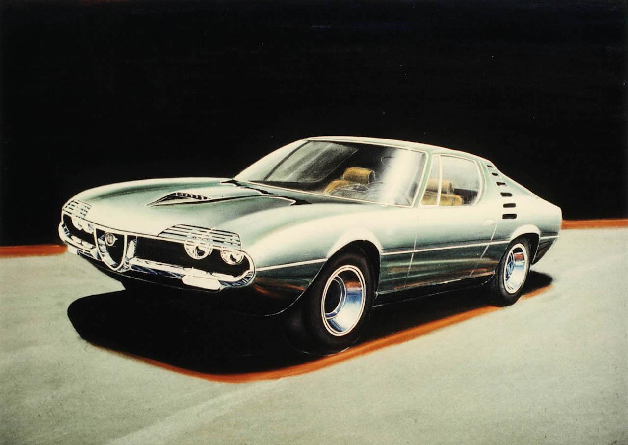 Alfa Romeo Montreal - La course à l'image ! 26