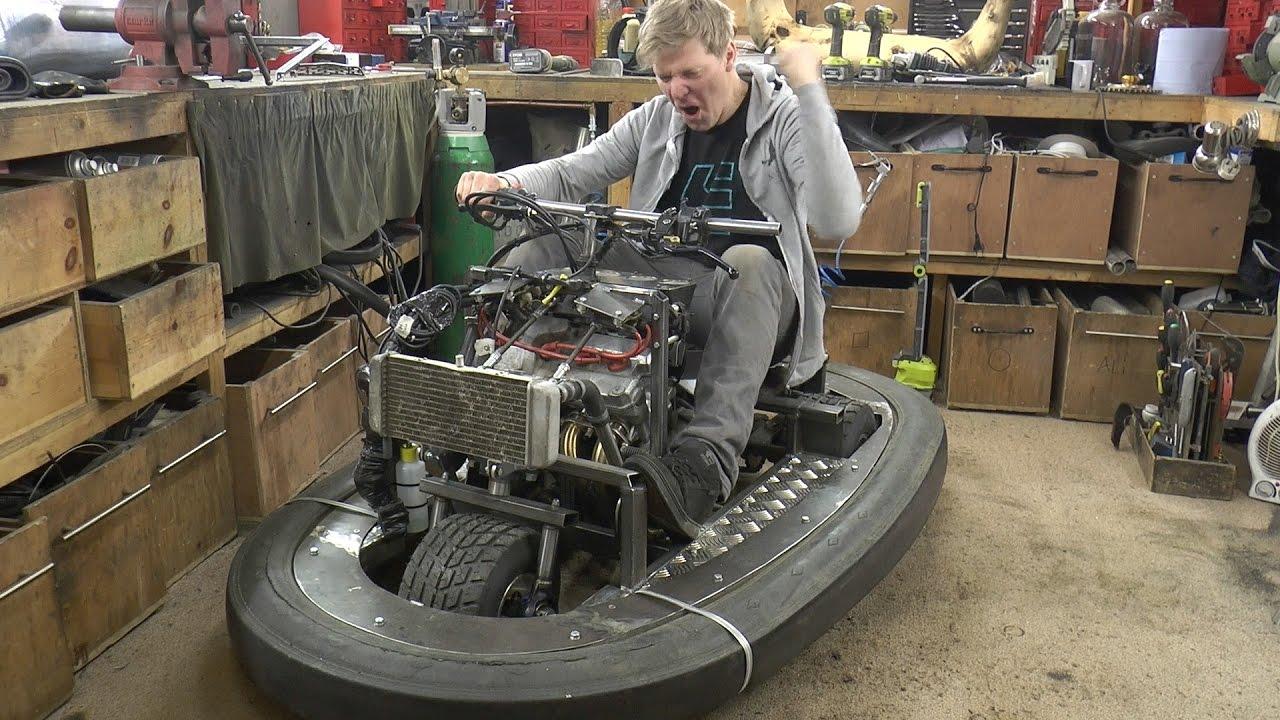 L'auto-tamponneuse la plus rapide du monde ! 9