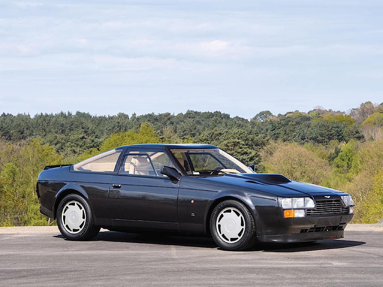 '87 Aston Martin V8 Vantage Zagato : 5