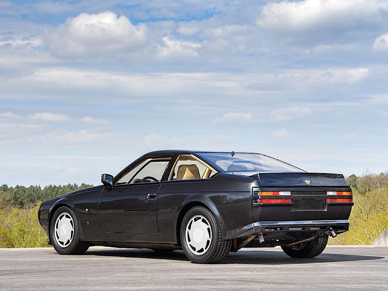'87 Aston Martin V8 Vantage Zagato 48