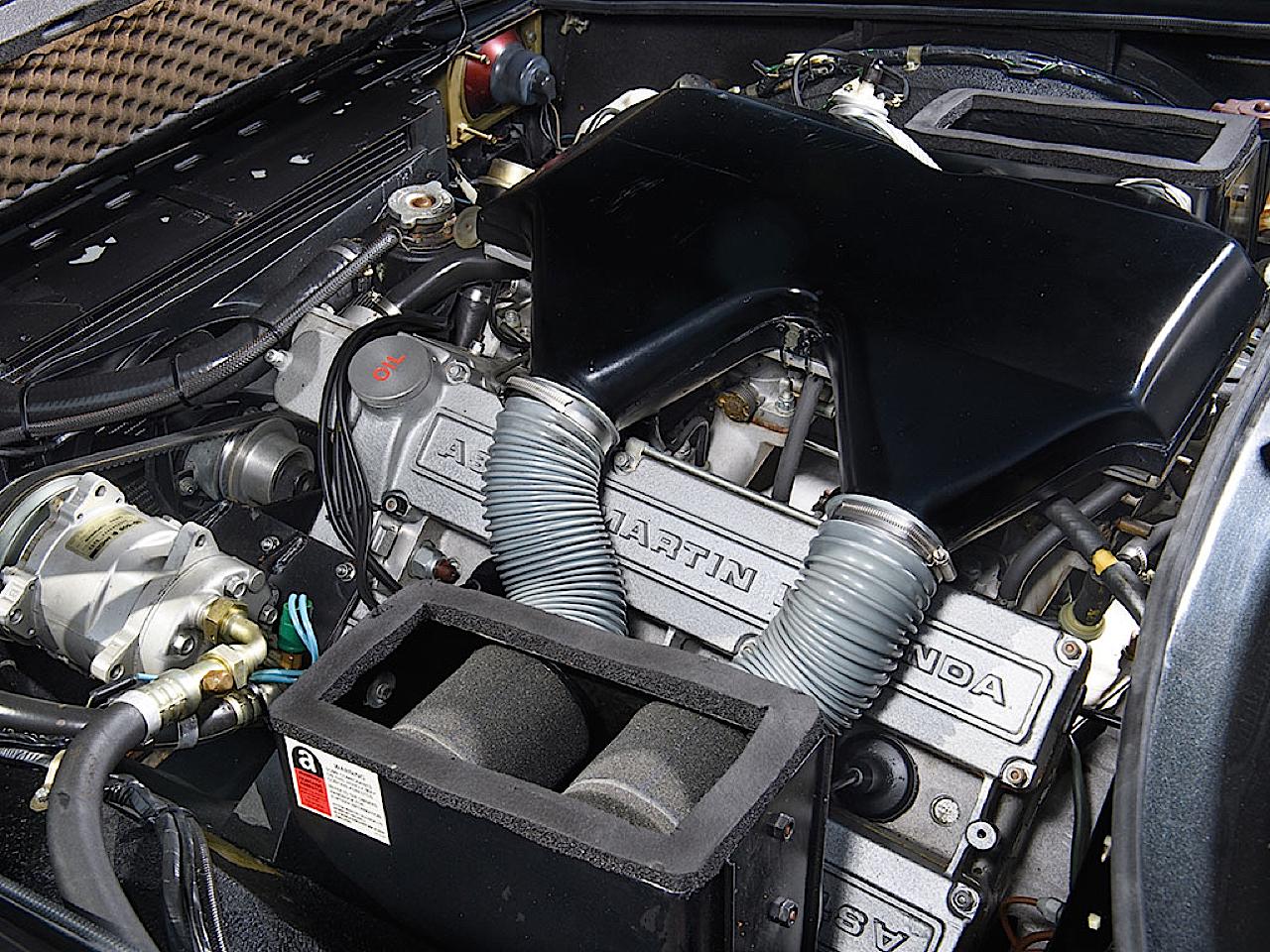 '87 Aston Martin V8 Vantage Zagato : 11