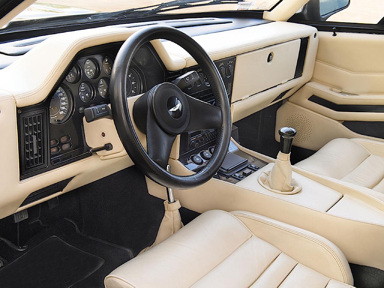 '87 Aston Martin V8 Vantage Zagato : 14