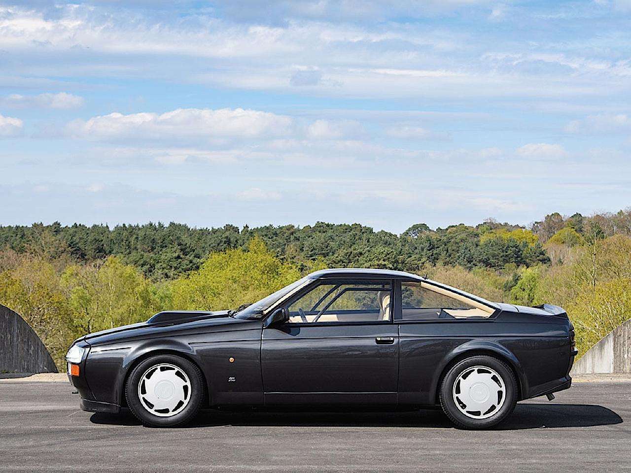'87 Aston Martin V8 Vantage Zagato : 15