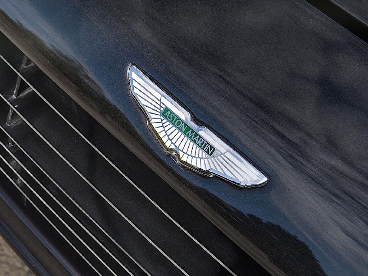 '87 Aston Martin V8 Vantage Zagato : 12