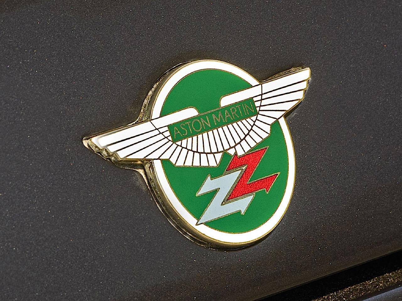 '87 Aston Martin V8 Vantage Zagato 55