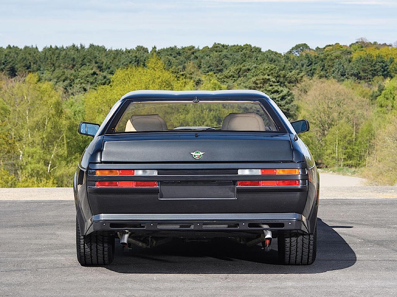 '87 Aston Martin V8 Vantage Zagato : 20