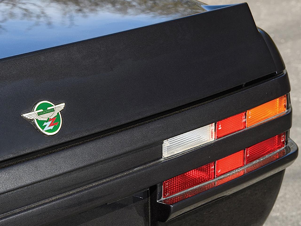 '87 Aston Martin V8 Vantage Zagato : 21