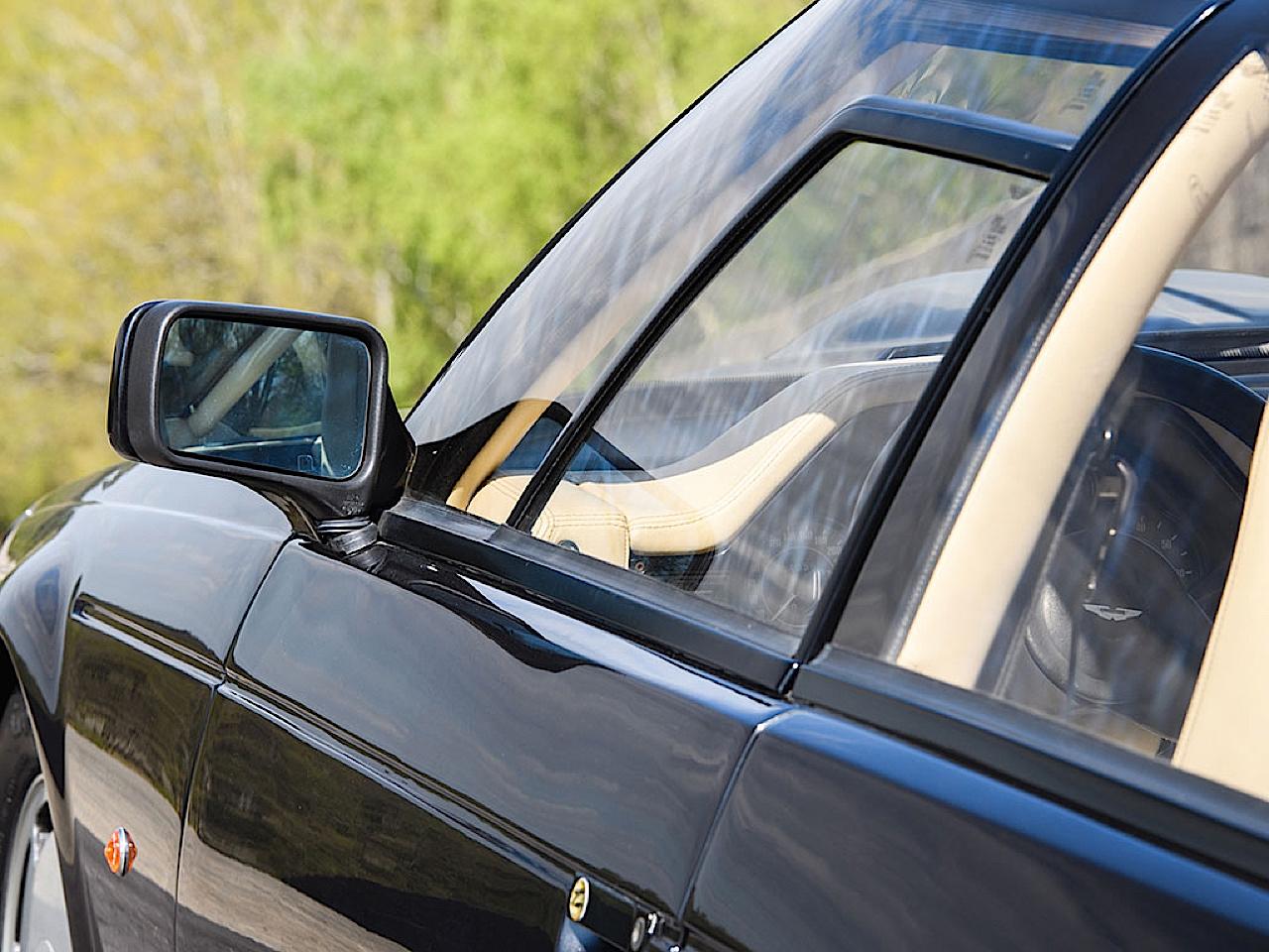 '87 Aston Martin V8 Vantage Zagato : 16