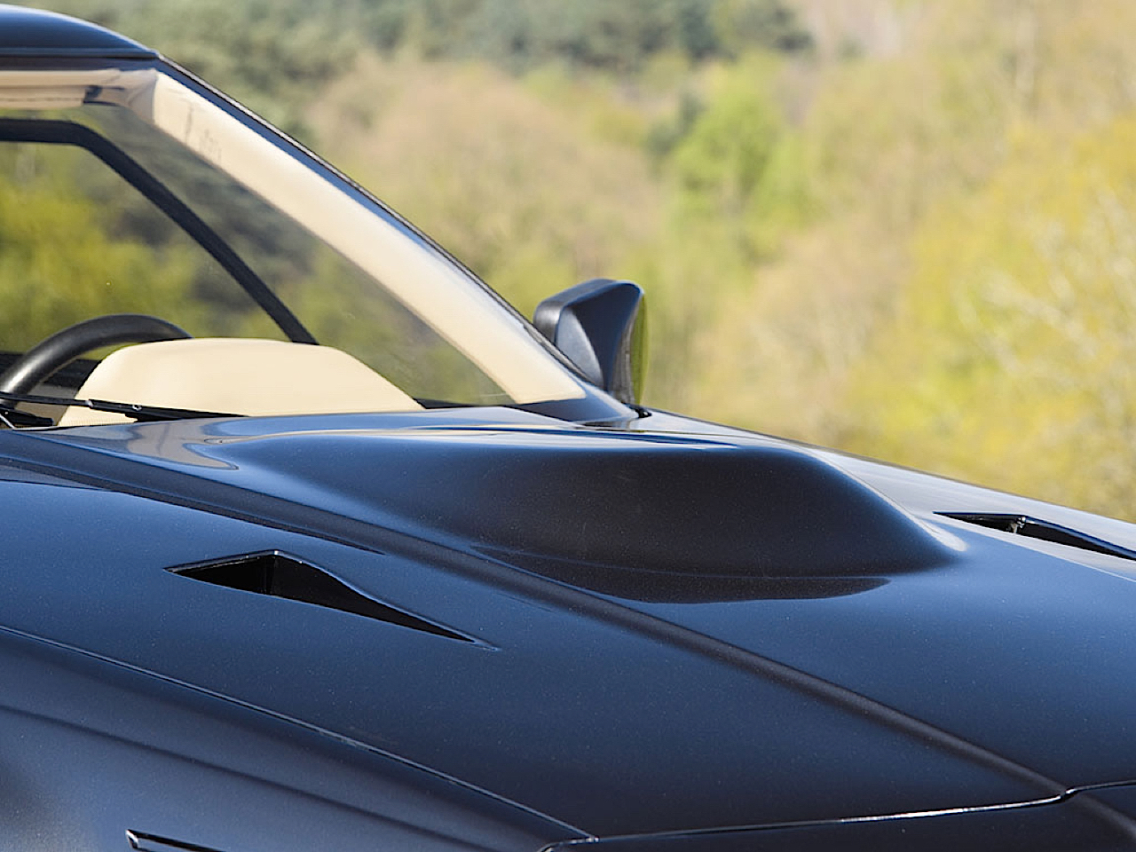 '87 Aston Martin V8 Vantage Zagato : 3