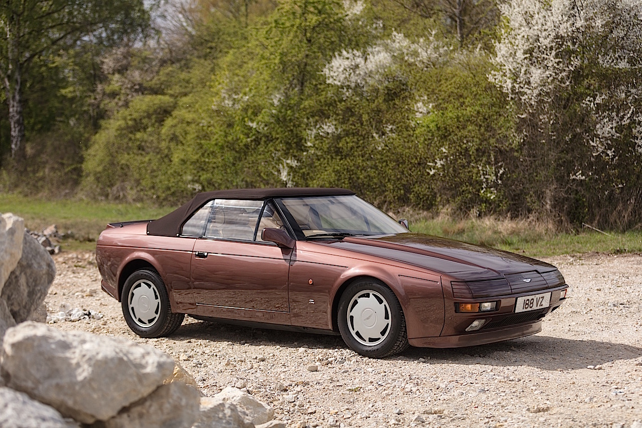 '87 Aston Martin V8 Vantage Zagato : 10