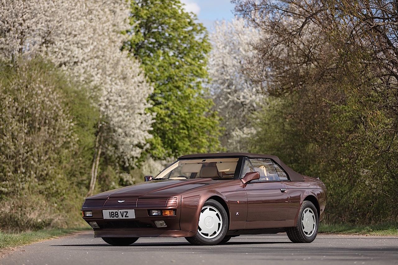 '87 Aston Martin V8 Vantage Zagato : 4