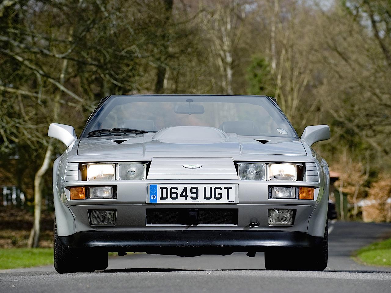 '87 Aston Martin V8 Vantage Zagato : 1