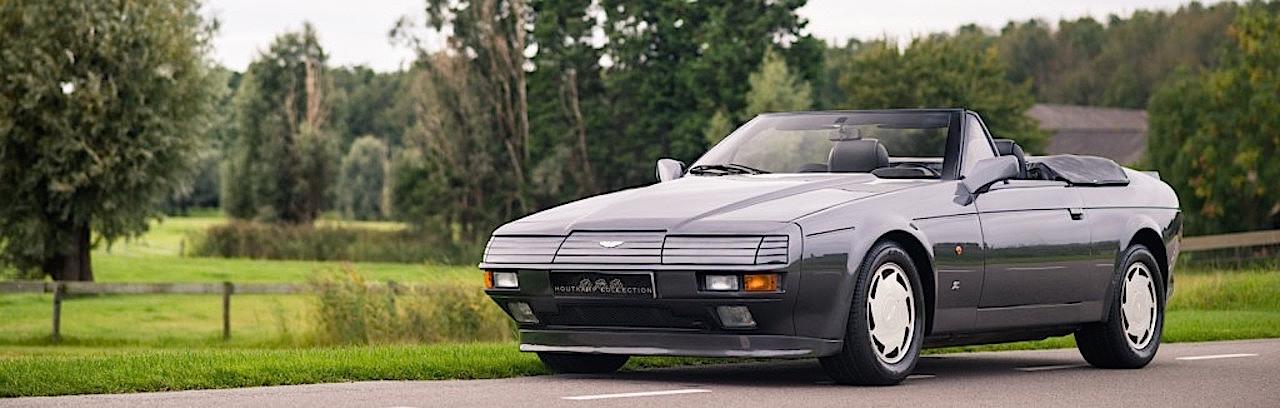 '87 Aston Martin V8 Vantage Zagato : 2