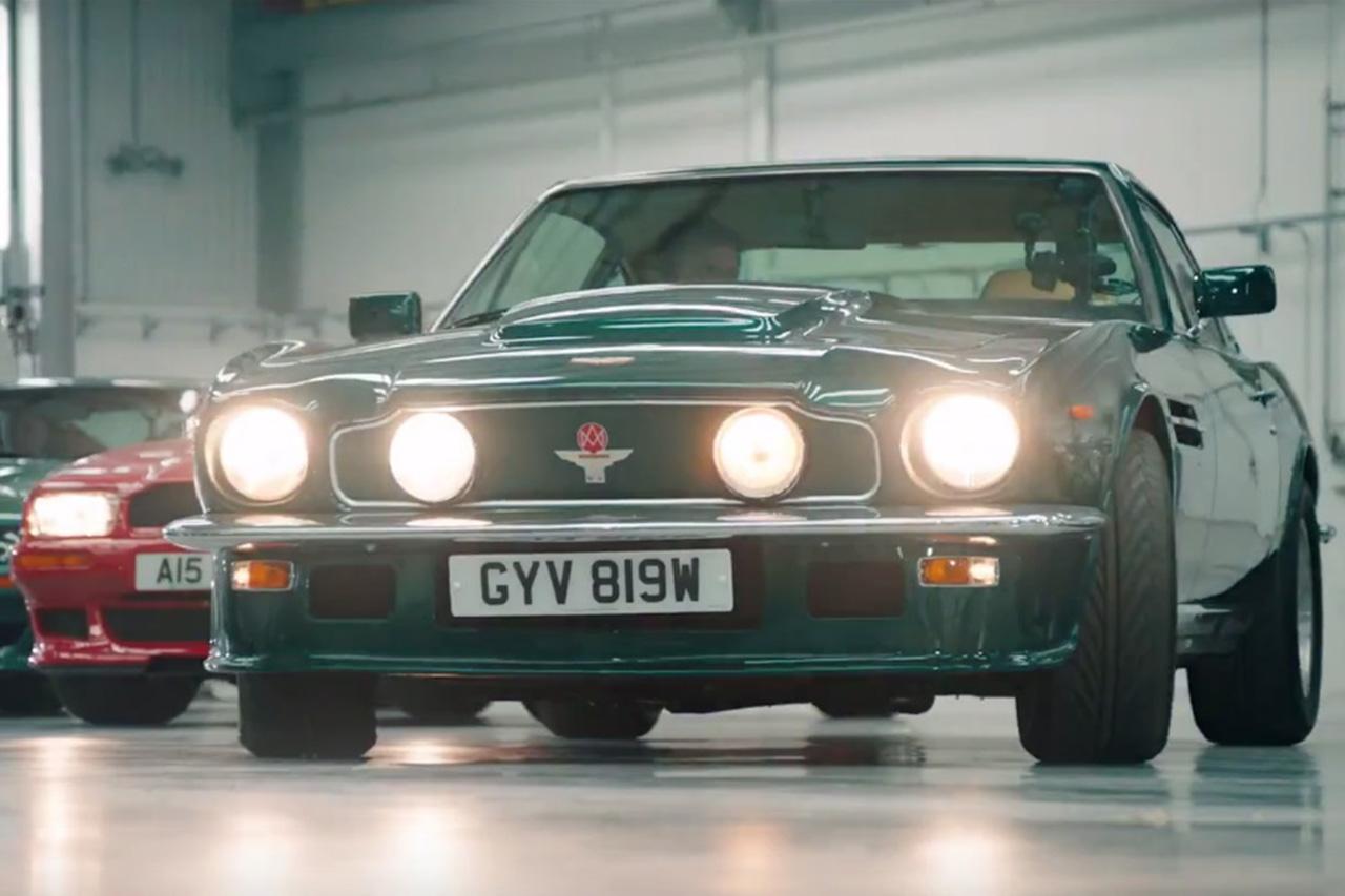 Vous aimez Aston Martin ? Alors matez ça... 1