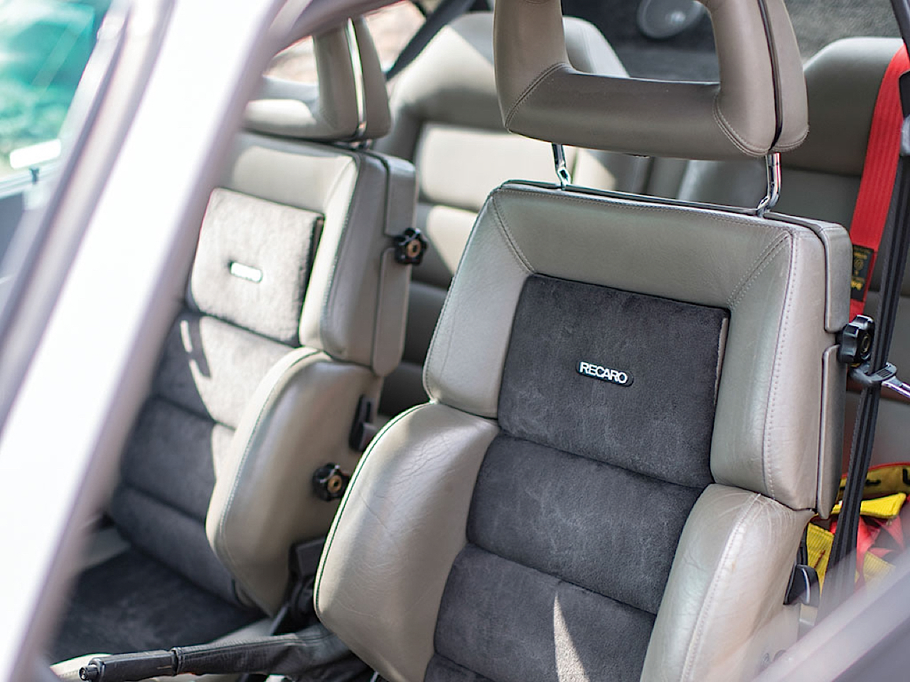 Audi Quattro Sport - Châssis court, turbo et muscu ! 16