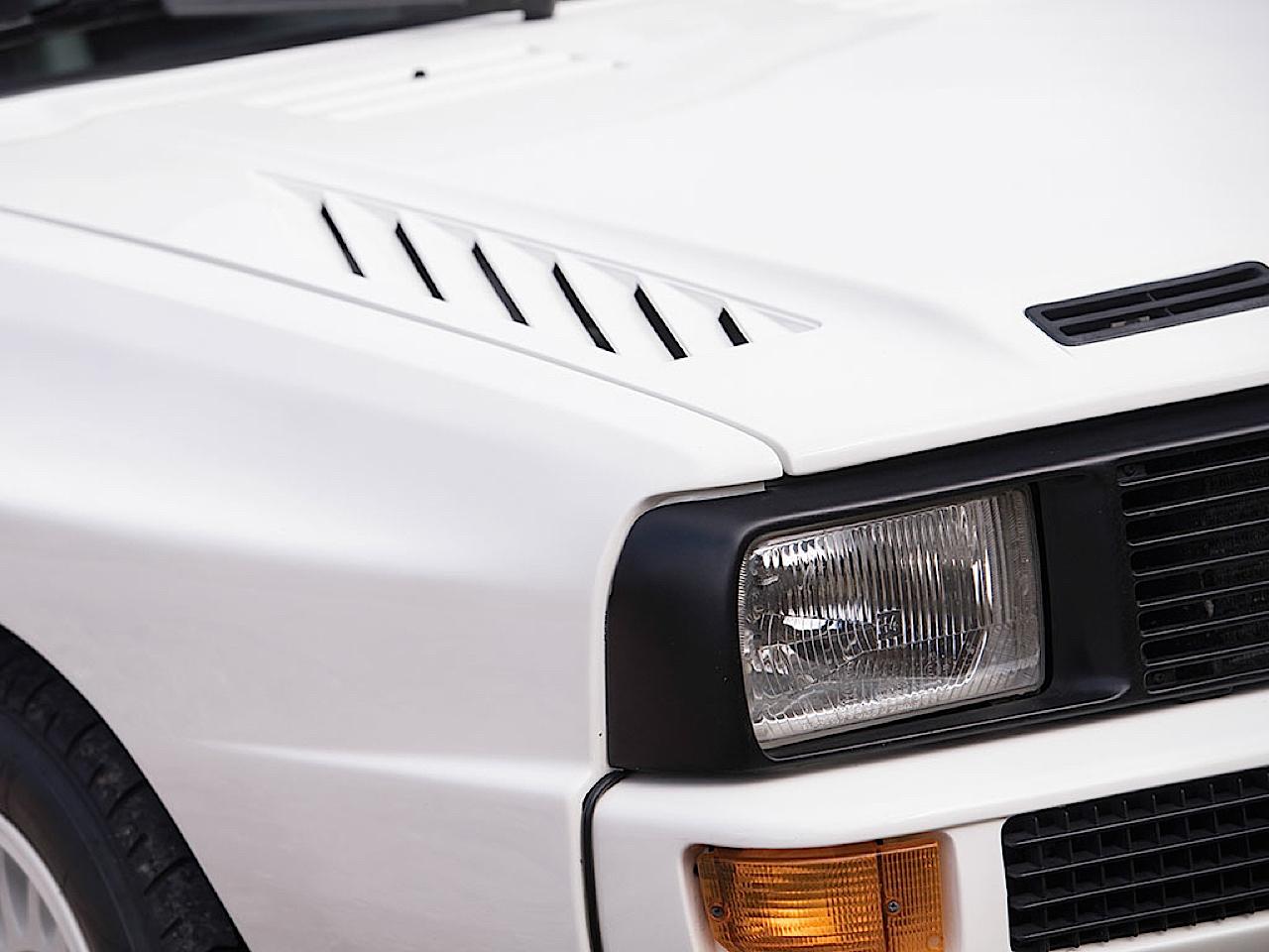 Audi Quattro Sport - Châssis court, turbo et muscu ! 15