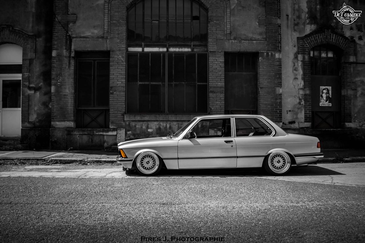 Pierre's BMW E21 - Le retour du come back ! 102