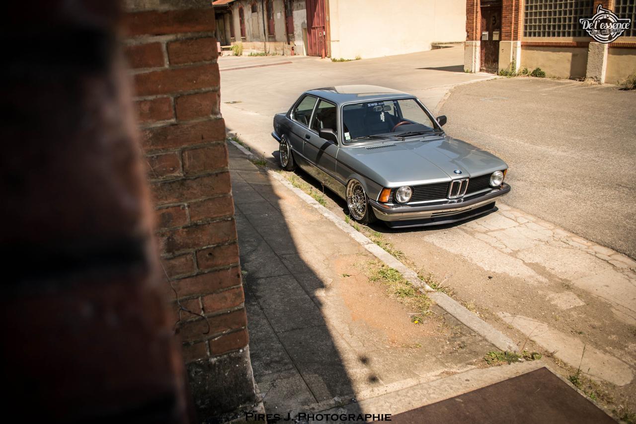 Pierre's BMW E21 - Le retour du come back ! 92