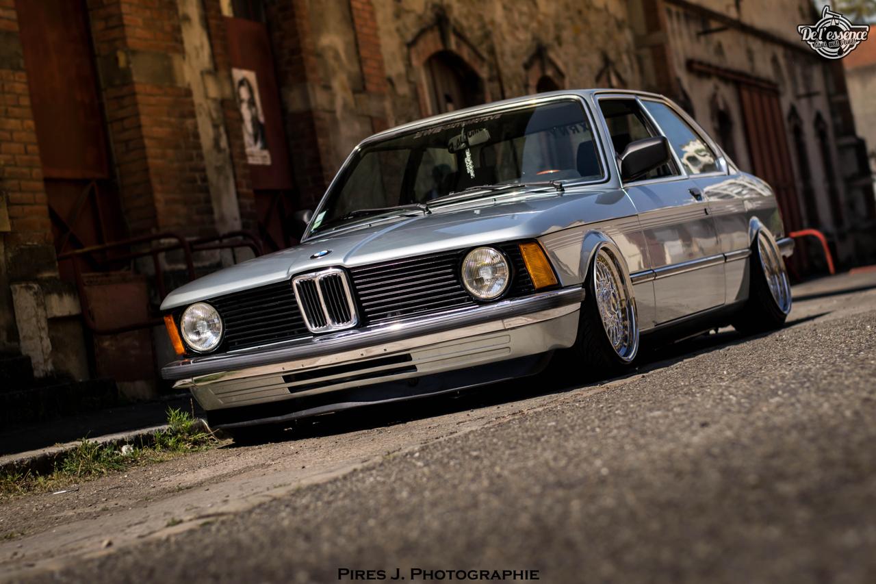 Pierre's BMW E21 - Le retour du come back ! 114