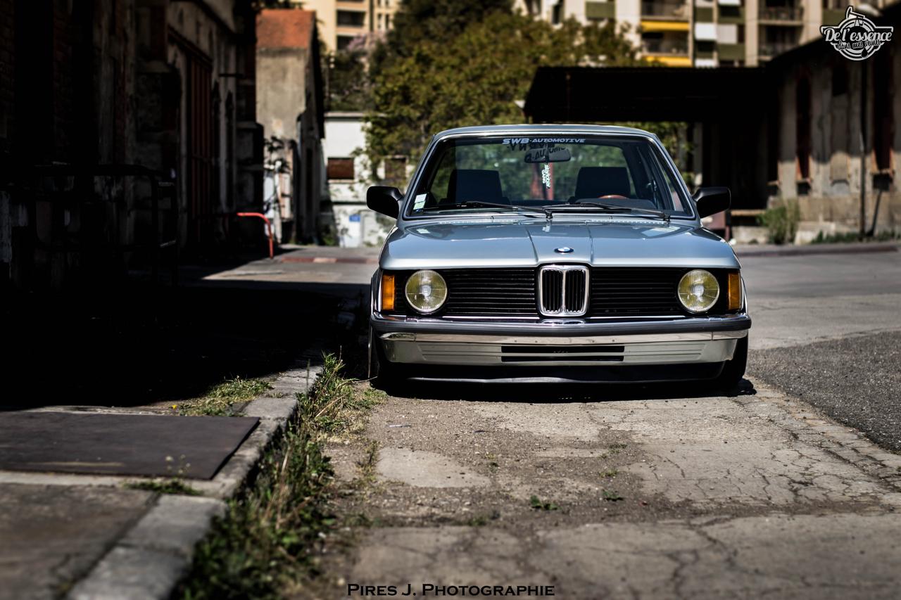 Pierre's BMW E21 - Le retour du come back ! 116