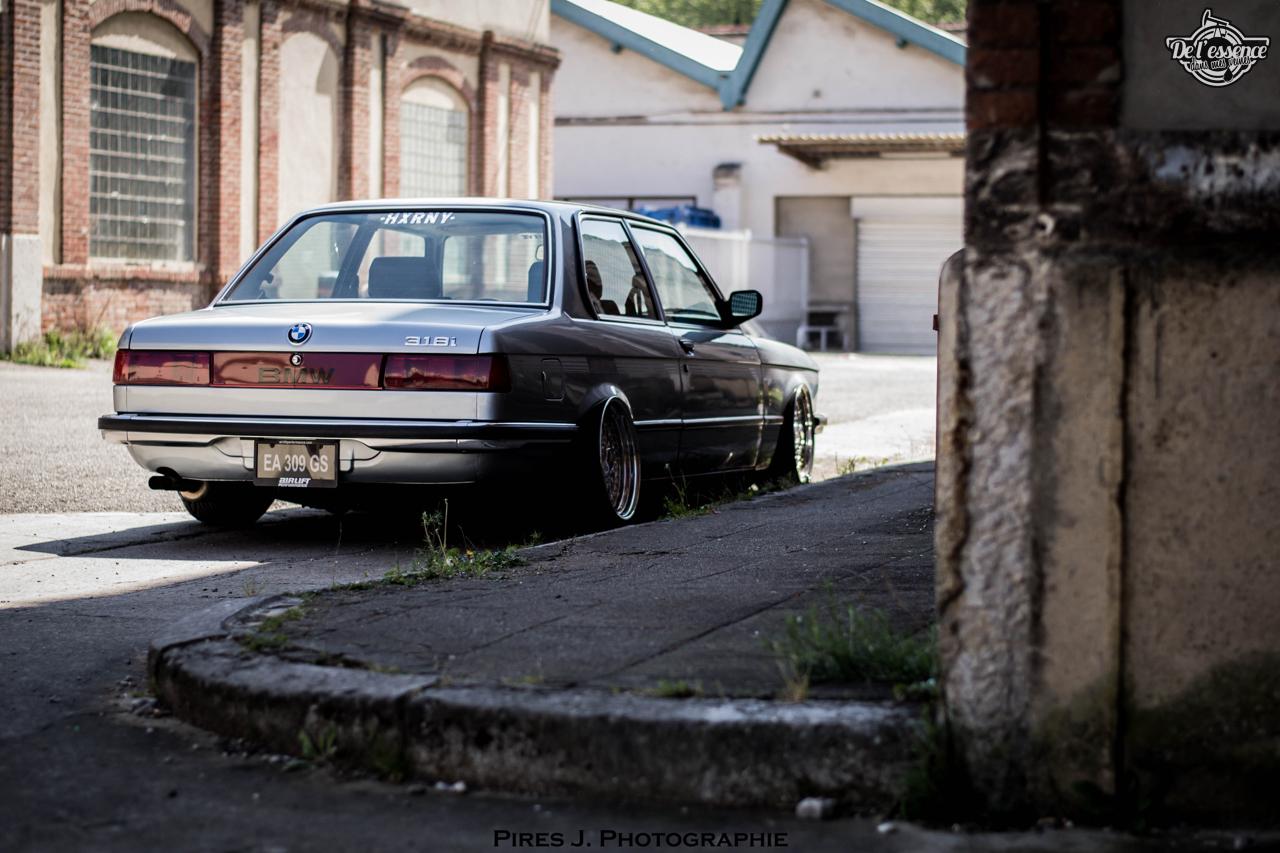 Pierre's BMW E21 - Le retour du come back ! 115
