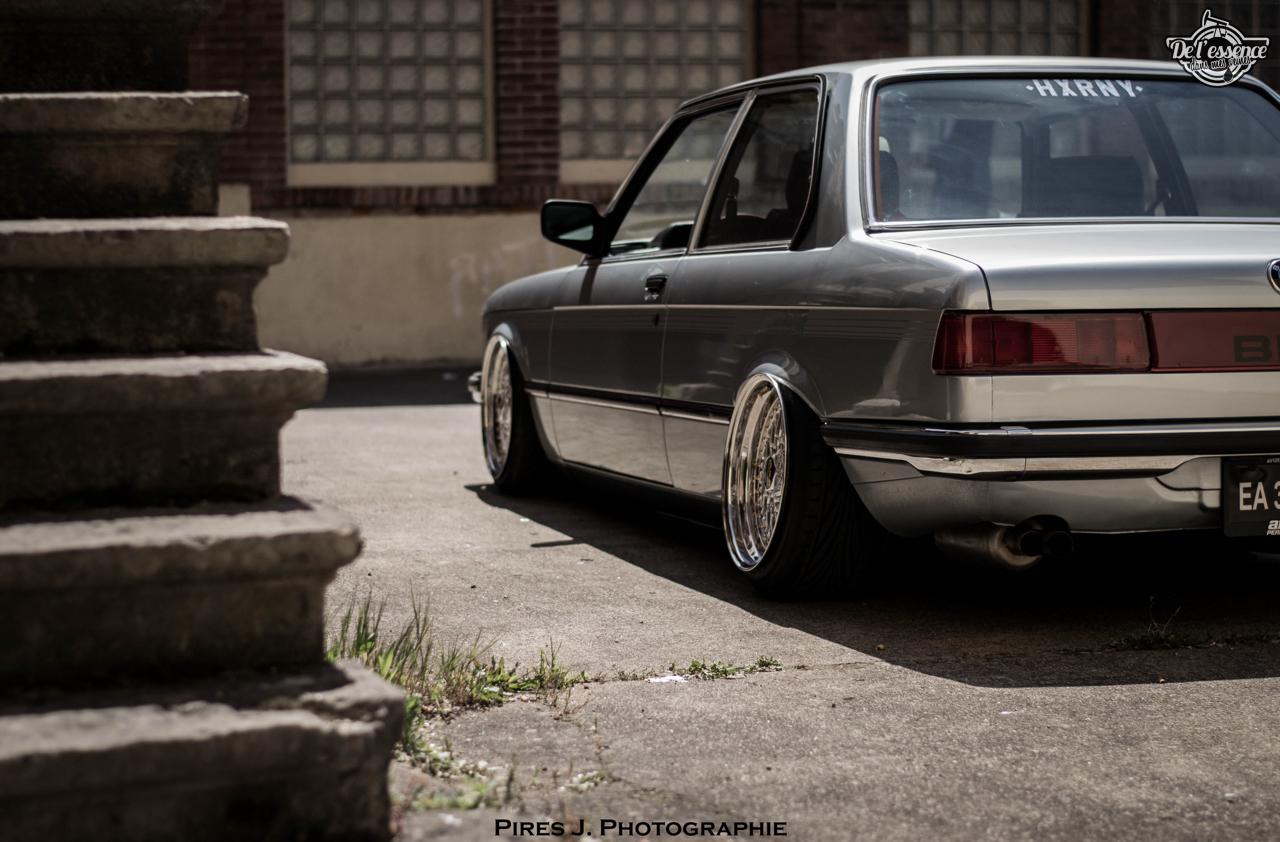 Pierre's BMW E21 - Le retour du come back ! 100