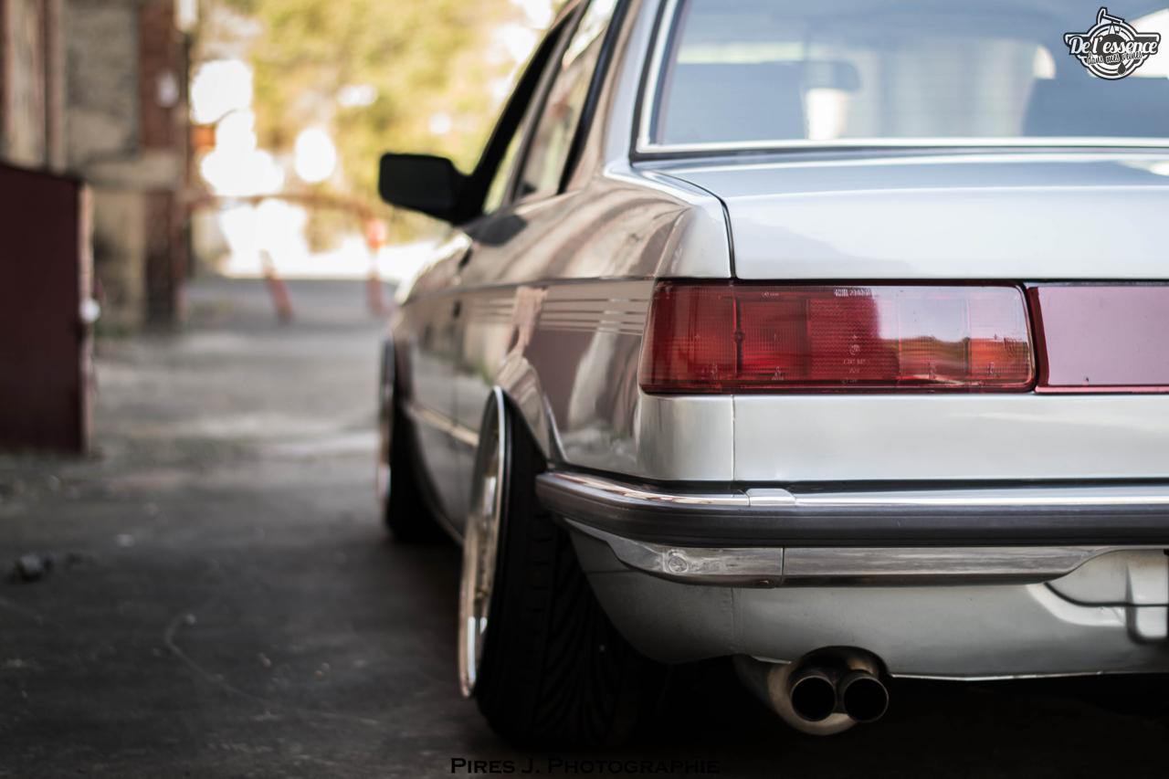 Pierre's BMW E21 - Le retour du come back ! 93