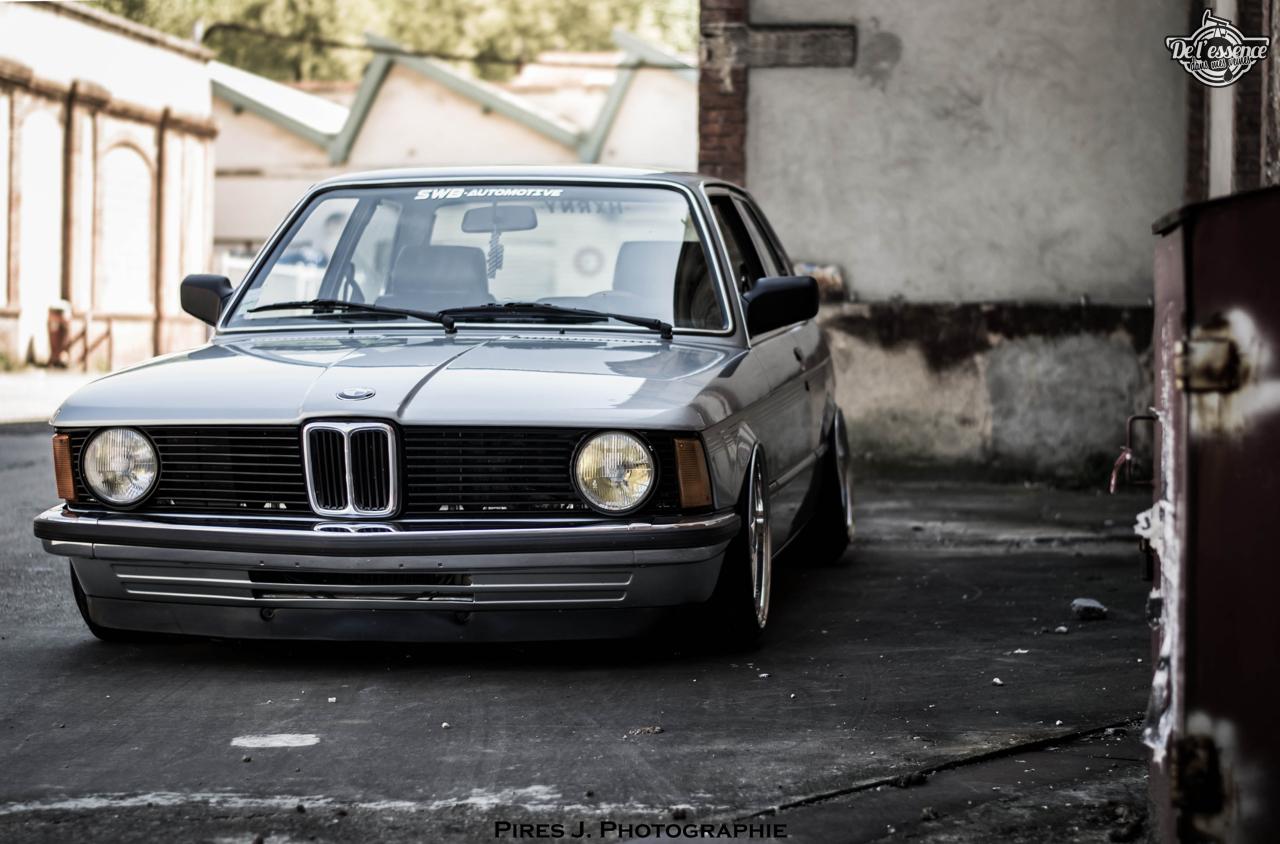 Pierre's BMW E21 - Le retour du come back ! 85