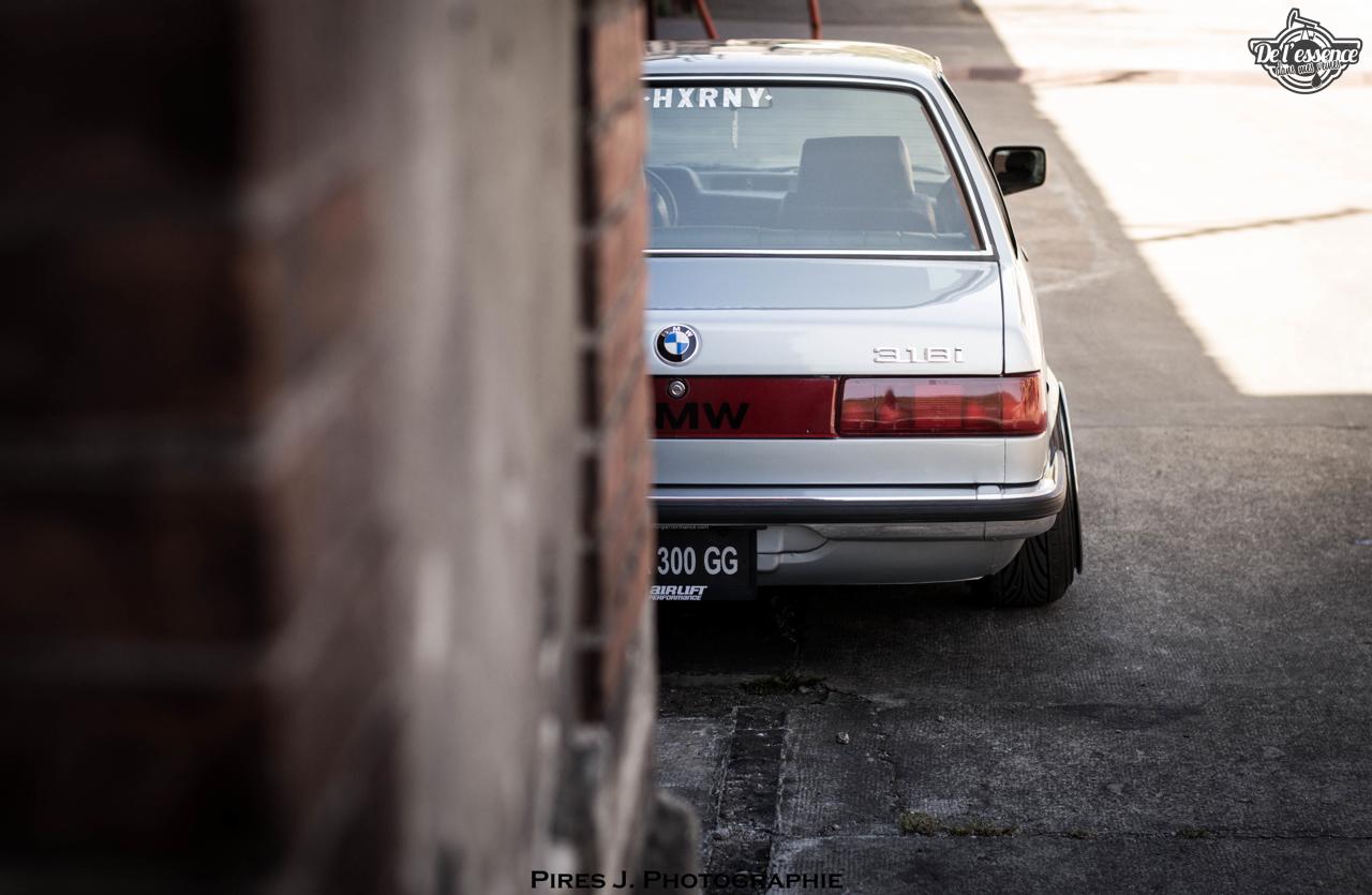 Pierre's BMW E21 - Le retour du come back ! 83