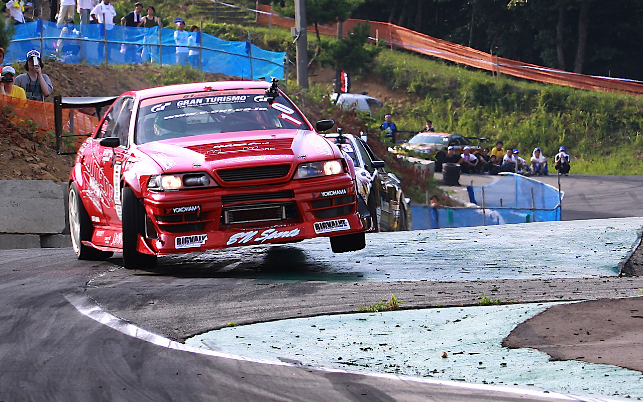 Incontournable : Le saut de Daigo Saito en drift à Ebisu ! 5
