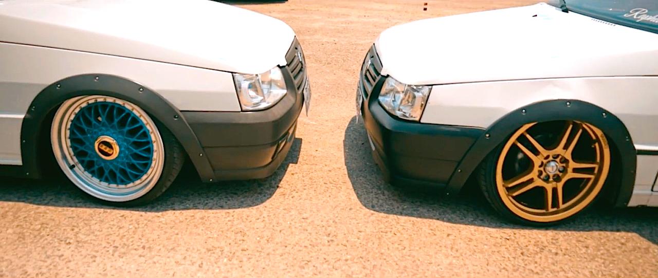 Duo de Fiat Uno... Salsa do Brazil ! 9