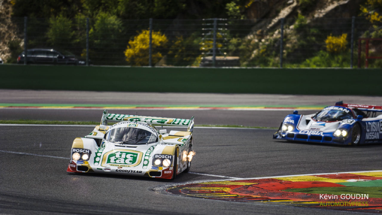 "WSPC : ""The Era of the Group C Monsters"" 11"