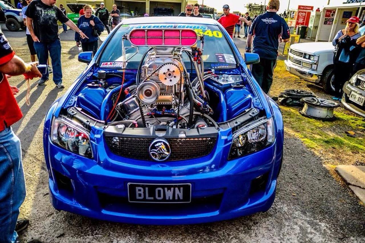 Holden Ute Blown... Quand il y a trop de puissance ! 7
