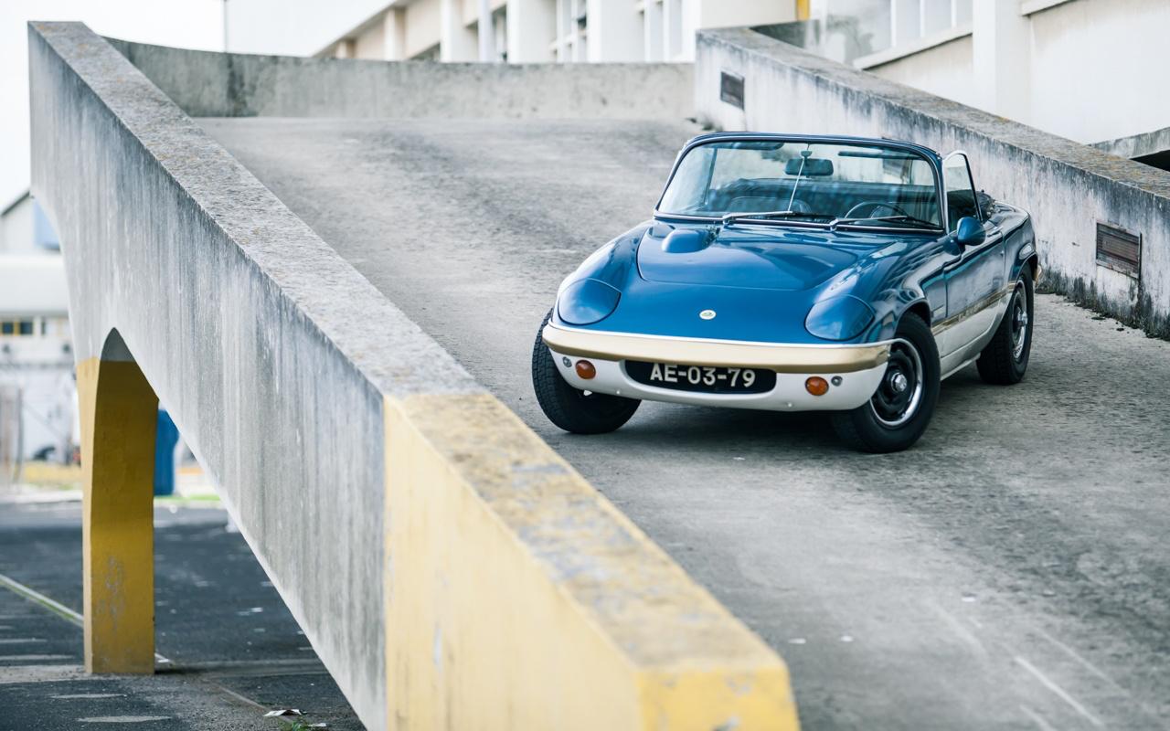 '73 Lotus Elan Sprint 5 - L'ennemi, c'est le poids. 39