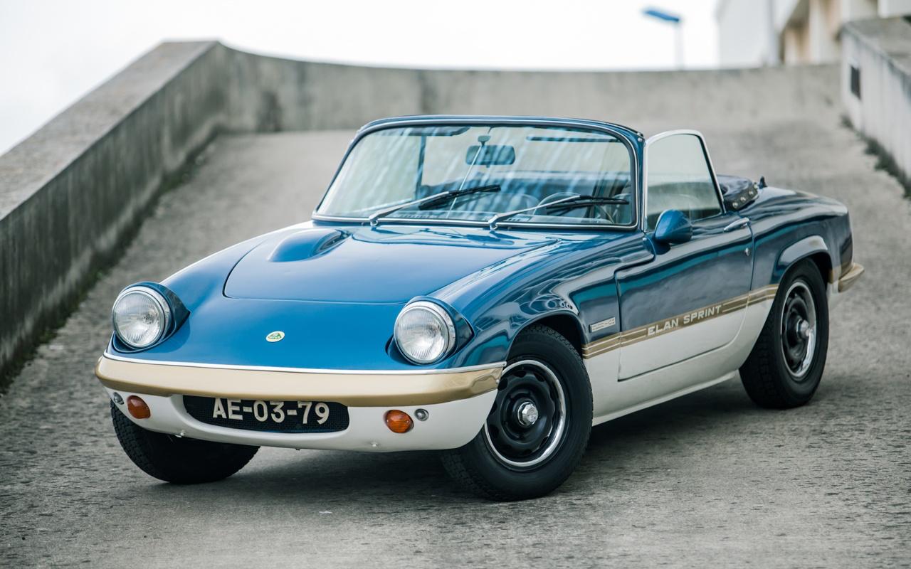 '73 Lotus Elan Sprint 5 - L'ennemi, c'est le poids. 41